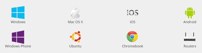 ipvanish multi platform