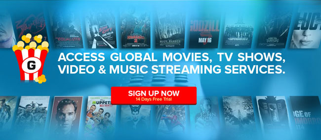 Getflix streaming