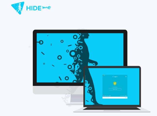 hide me interface