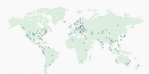 ExpressVPN Servers maps