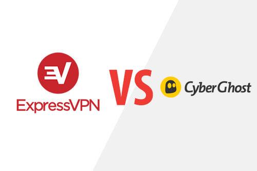 ExpressVPN VS CyberGhost VPN Comparison (Jul 2019)