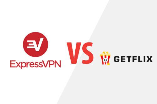 ExpressVPN VS Getflix Comparison (Sep 2019)