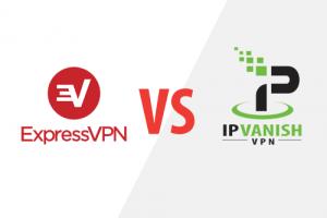 Express VPN VS IPVanish VPN