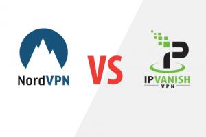 NordVPN VS. IPVanish