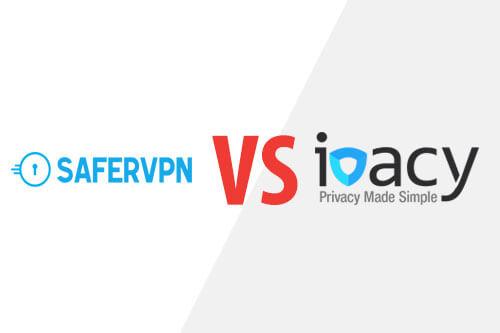 SaferVPN VS Ivacy Comparison (Aug 2019)