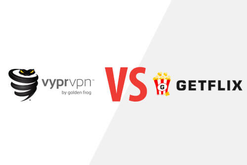 VyprVPN VS Getflix Comparison (Jun 2019)
