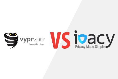 VyprVPN VS Ivacy Comparison (Aug 2019)