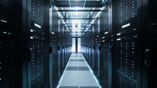 vpn data servers