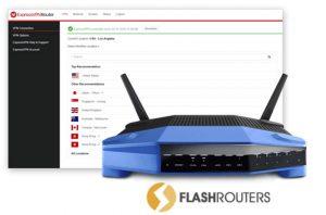 router firmware expressVPN