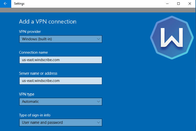 How To Use Windscribe vpn