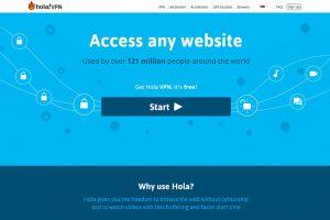 Hola Security VPN