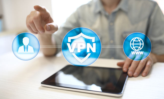 VPN Virtual Private network protocol