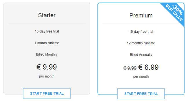 SpyOFF pricing