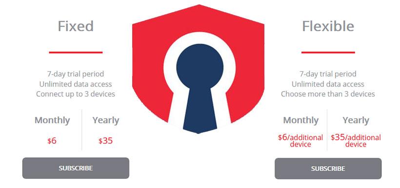 Private Tunnel Price image