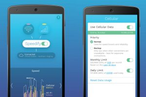 Speedify Android App