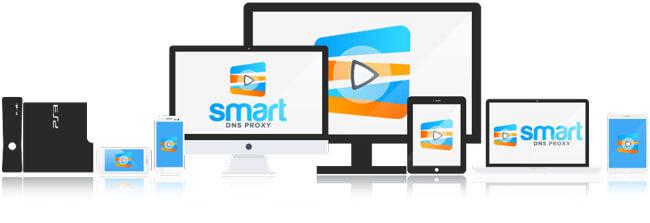 Smart DNS-Proxy multiplatform