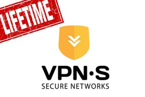 VPNSecure Lifetime Subscriptions