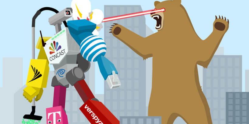 TunnelBear App Hacker Attacks