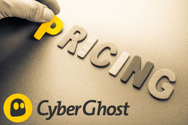 CyberGhost Price