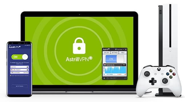 astrill vpn Multi Platform