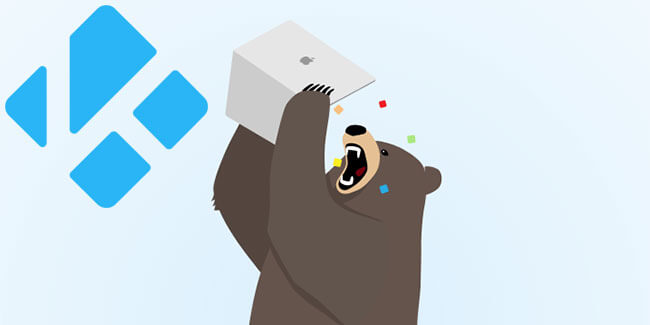 Does TunnelBear Work With Kodi