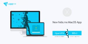 Hide.me VPN Upgraded Versions Of Its MacOS App