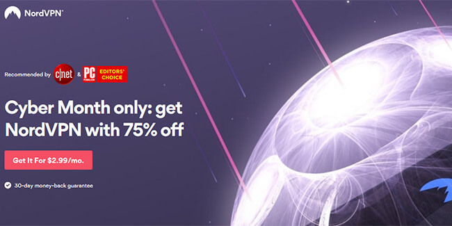 NordVPN Black Friday 2018