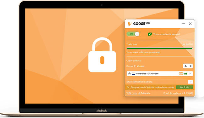 goose-vpn interface