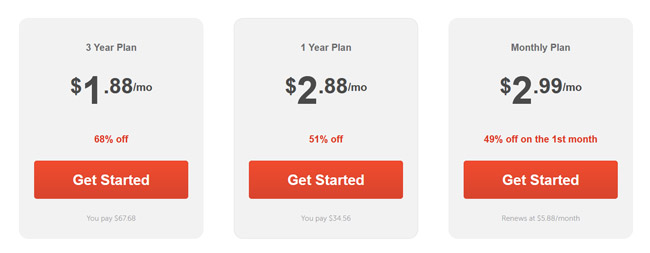 namecheap vpn price options