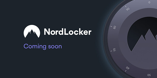 NordVPN Launches NordLocker