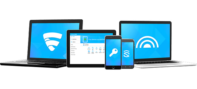 F Secure FREEDOME VPN total five devices