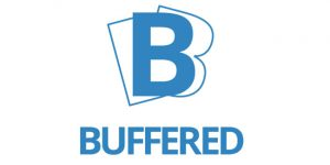 buffered-logo on white background