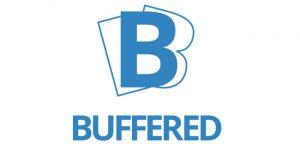buffered-logo on white background